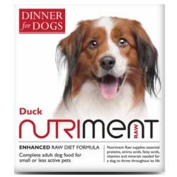 NM Duck Dinner for Dogs 200g