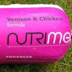 NM Venison with Chicken Chubb 1.4kg