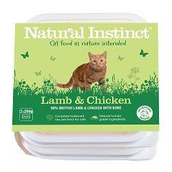 NI Lamb & Chicken Cat 2 x 250g