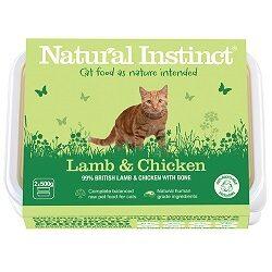 NI Lamb & Chicken Cat 2 x 500g