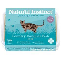 NI Fish Cat Country Banquet 2 x 500g