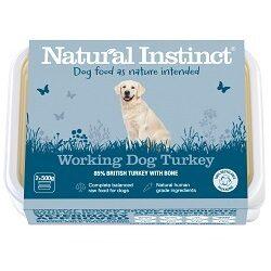 NI Turkey Working Dog 2 x 500g