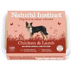 NI Chicken & Lamb  2 x 500g