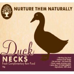 NTN Duck Necks WD 1kg
