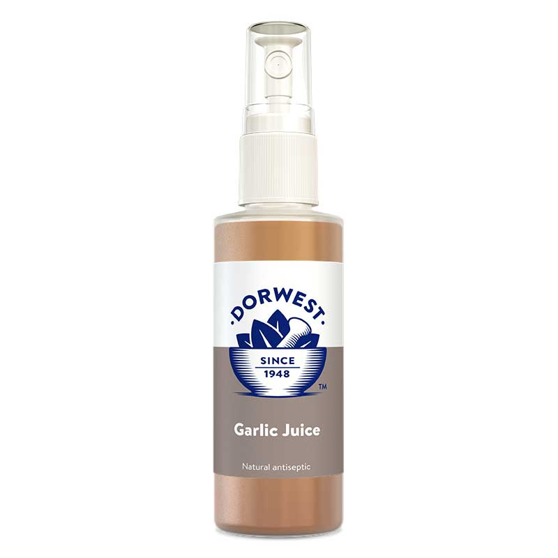 DW Garlic Juice for dags & cats – 125ml