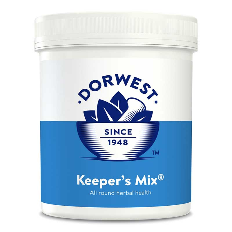 DW Keepers Mix for dogs and cats – 250g