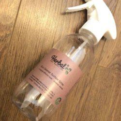 HPS 250ml Trigger Spray Cleaner Decant Bottle