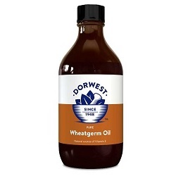 DW Wheatgerm Oil Liquid for dogs & cats – 100ml