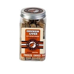 KW Chicken Liver Freeze Dried Treat 105g