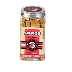 KW Salmon Freeze Dried Snack 75g