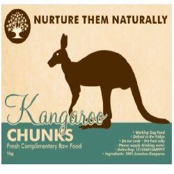 NTN Kangaroo Chunks 1kg