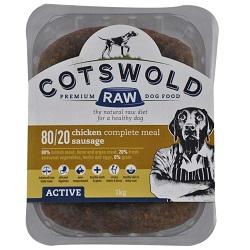 CW Chicken Sausage 80/20 Active – 1kg