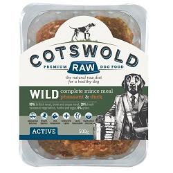 CW Pheasant & Duck Wild Range Mince 1kg