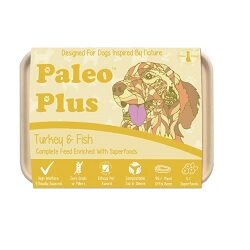 PR Turkey & Fish Paleo Plus 500g