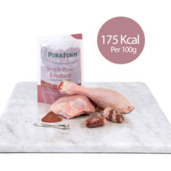 PF Chicken & Ground Bone with Heart (Adult Cat) 6 x 70g