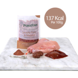 PF Rabbit Farmed & Ground Bone Liver & Kidney (Adult Cat) 6 x 70g