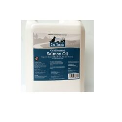 ST Salmon Oil Cold Pressed 5 Litre