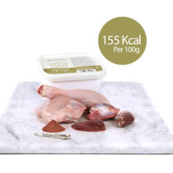 PF Chicken & Ground Bone (Kitten) 450g