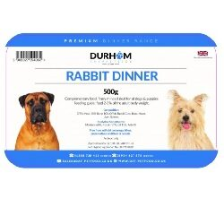 DAF Rabbit Dinner WD 500g