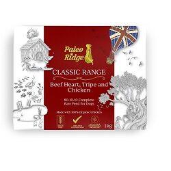 PR Beef Heart, Tripe & Chicken 1kg