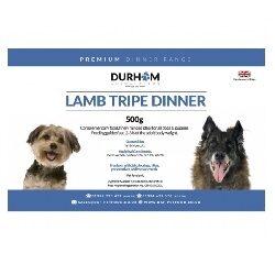DAF Lamb Tripe Dinner 500g