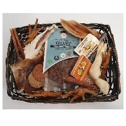 Hamper with Goat Treats