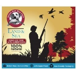 HR Land and Sea Deluxe 500g