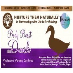NTN Body Boost Duck 1kg