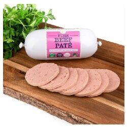 JR Beef Pure Pate 400g