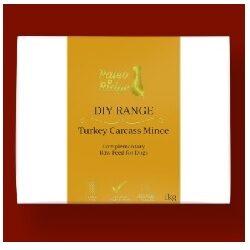 PR Turkey Carcass Mince WD 1kg