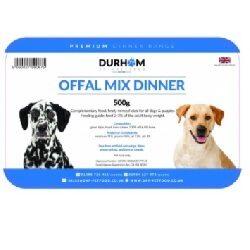 DAF Offal Mix Dinner WD 500g