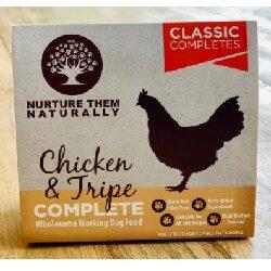 NTN Chicken & Tripe Complete WD 500g