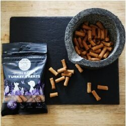 NM Turkey Treats from Leo & Wolf Oven Baked 100g